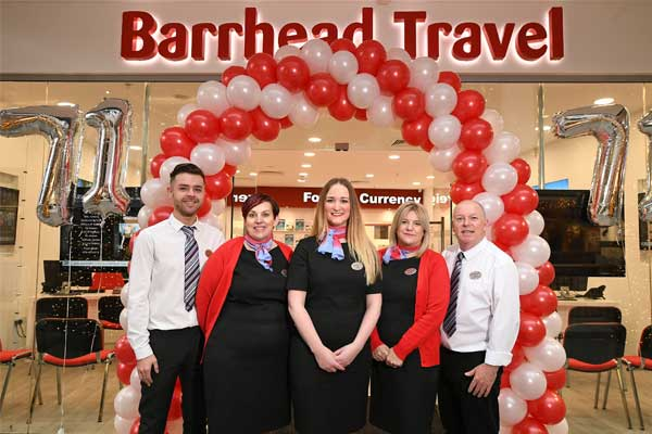 Barrhead 'close to signing new shop leases'