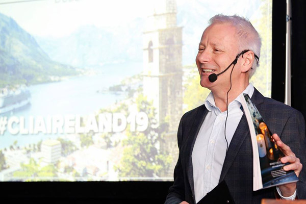 Eighty agents attend Clia's first Ireland Cruise Conference