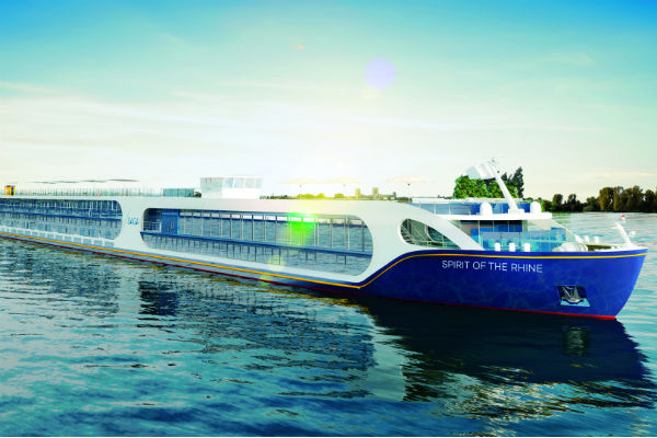 Saga to build first river cruise ship