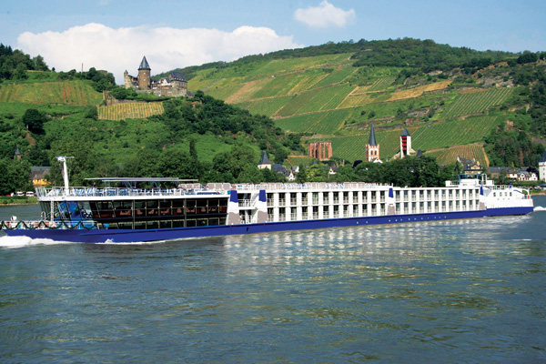 River Cruise Line to rebrand to Arena River Cruises