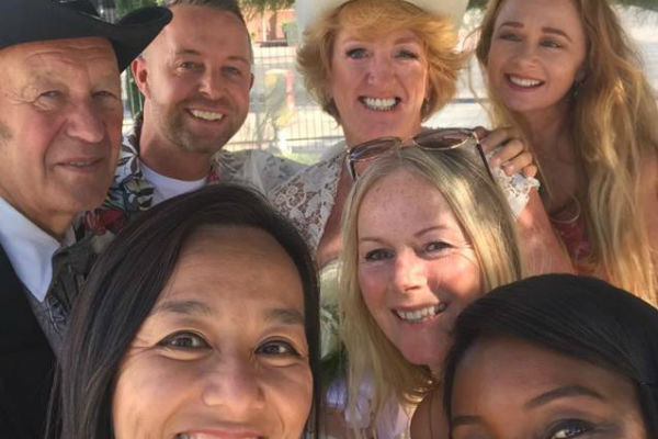 Flight crew step in to save wedding booked with Thomas Cook