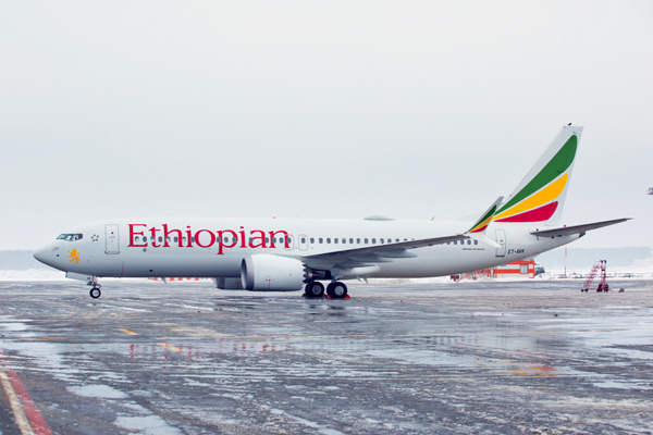 Updated: Ethiopian Airlines pilots 'could not recover Boeing
