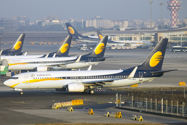 Crunch meeting today over future of Jet Airways