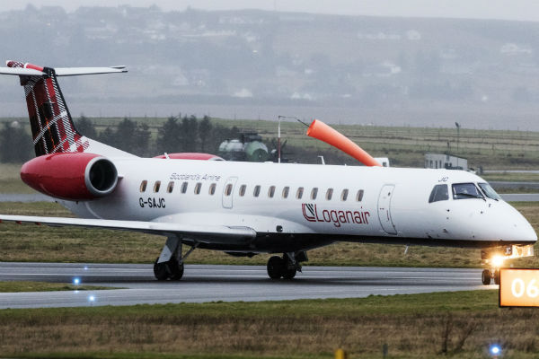 Loganair starts East Midlands flights