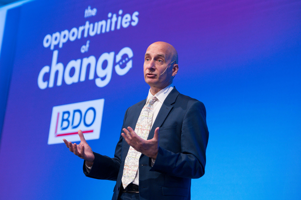 ITT 2019: 'Brexit won't happen' says Labour peer Lord Adonis
