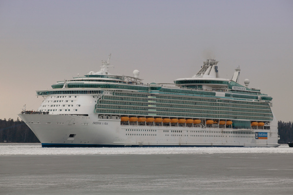 Child dies after falling from Royal Caribbean cruise ship