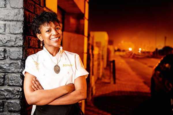 Q&A with Abigail Mbalo, Masterchef contestant and restaurateur
