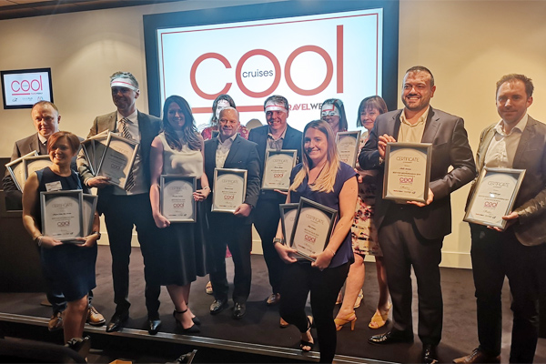 Cool Cruises winners revealed