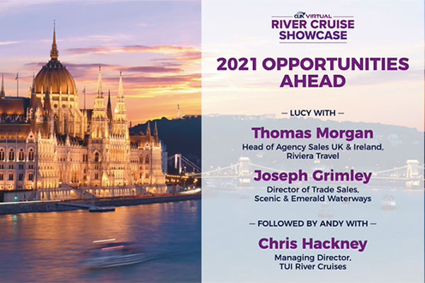 Clia River Cruise Showcase: Opportunities for 2021