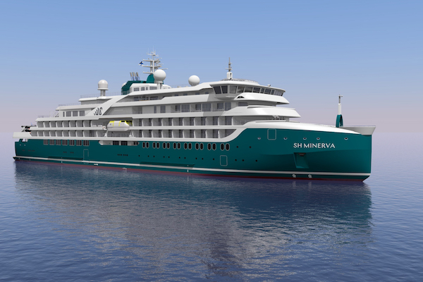 Swan Hellenic to name first new ship Minerva