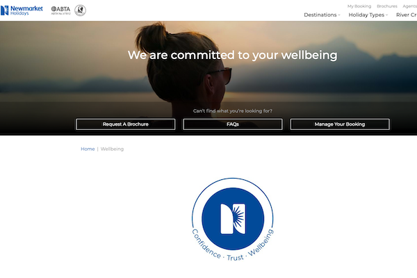 Newmarket unveils new well-being measures