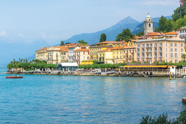 The best resorts on Lake Como
