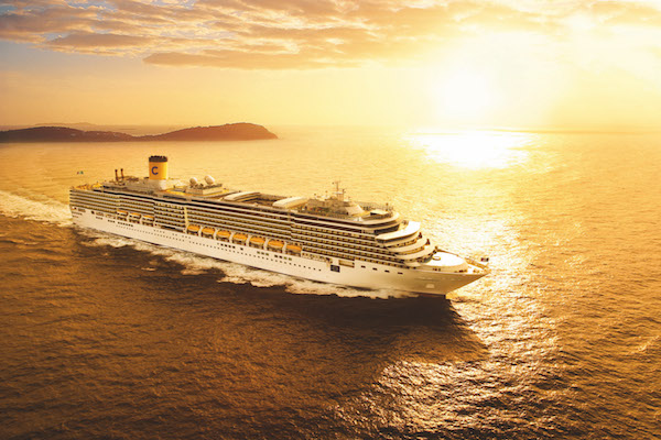 Covid-19 forces Costa Cruises to revise winter programme