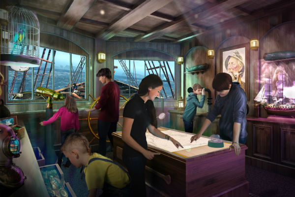 Princess Cruises to introduce escape rooms