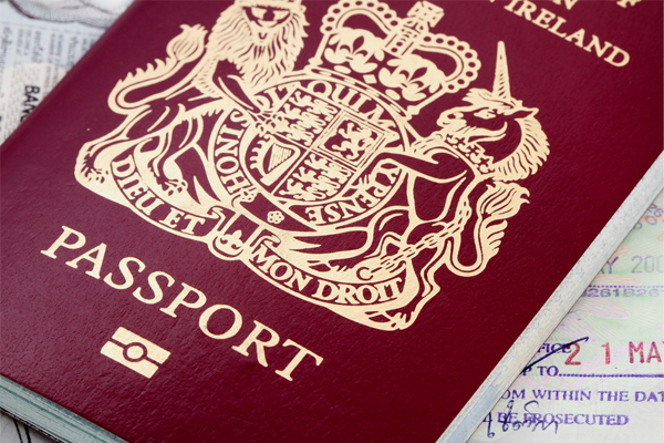Trade advised to highlight 'no-deal' Brexit passport implications to customers