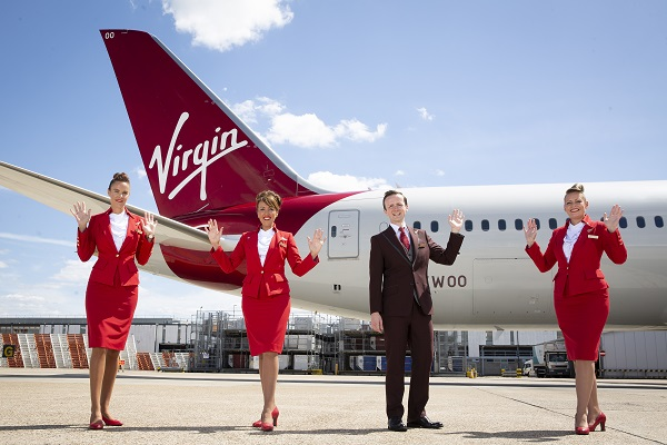 Virgin Atlantic returns to flying passengers after three months
