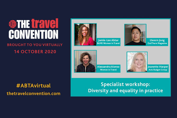 Boosting diversity and inclusion will 'accelerate recovery' in travel