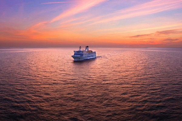 Brittany Ferries scraps 5.7m items in plastic purge