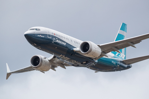 Boeing reports 'steady progress' in 737 Max return to service