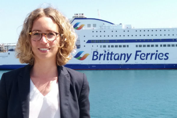 Brittany Ferries takes on 'eco-responsibility' manager