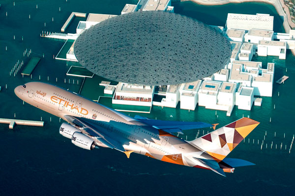 Coronavirus: Etihad Airways suspends Abu Dhabi transit travel