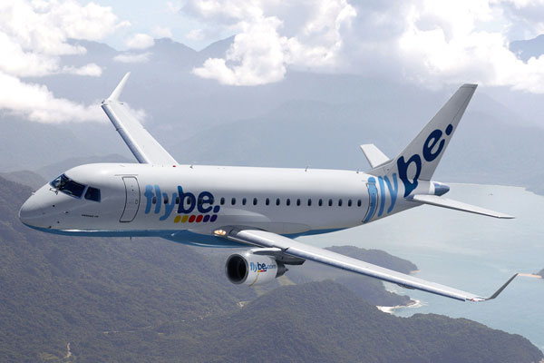 Flybe sees revenue per seat rise as it reduces size of fleet
