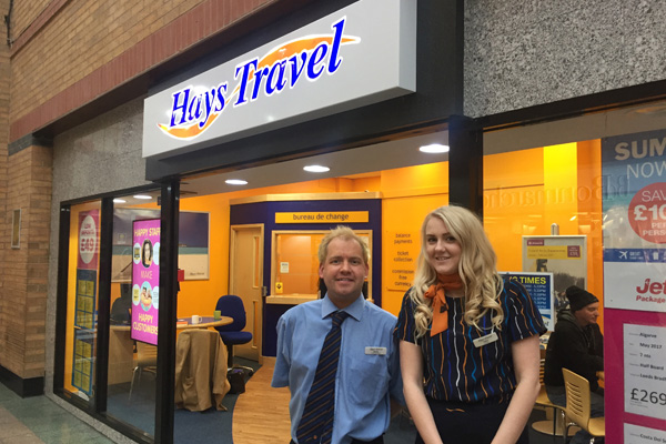 A day with… Hays Travel