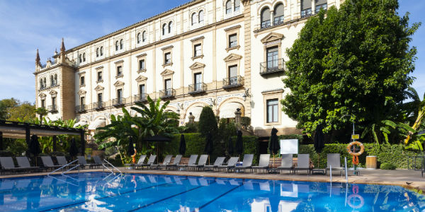 easyJet holidays Hotel Alfonso XIII Seville
