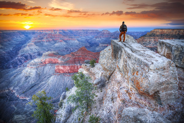 Escorted tours through US national parks for any budget