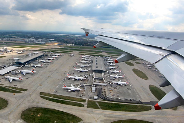 Heathrow overtaken by Paris Charles de Gaulle as passenger forecasts downgraded