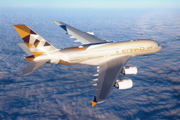 Win a pair of Business Class flights to Abu Dhabi with Etihad Airways