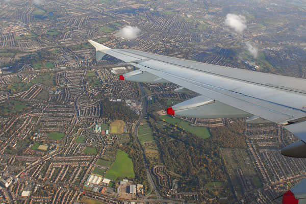 Heathrow November passenger numbers exceed 6m for first time