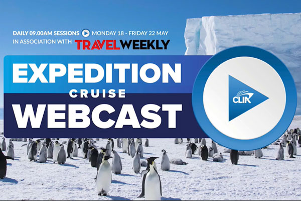 Webcast: Focus on expedition cruising