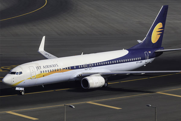 Jet Airways grounded