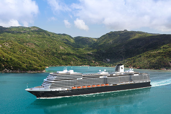 Holland America Line announces name change for new build