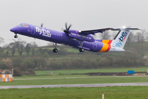Flybe to cut aircraft fleet to 70 by 2020