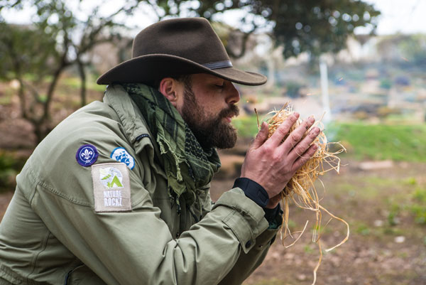 A day in the life: Jamie Wicks, park ranger at Haven