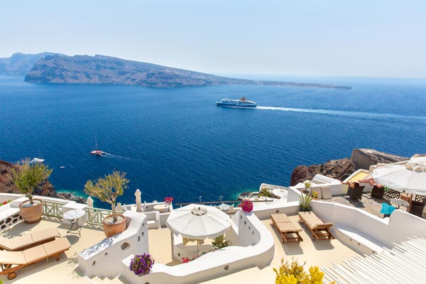 UK not top of the list when Greece reopens to international tourists