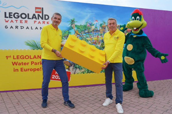 Europe's first Legoland water park to open in June 2020