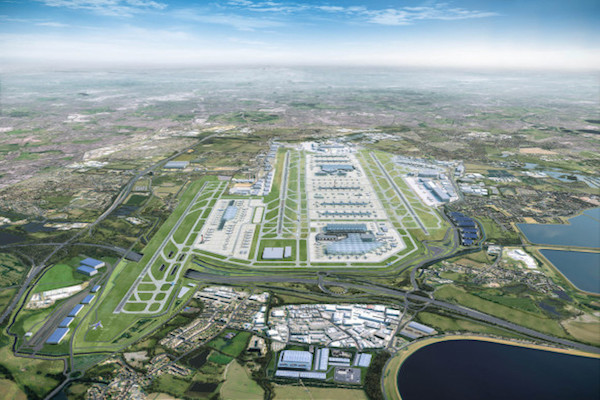 Heathrow: Court rules third runway unlawful