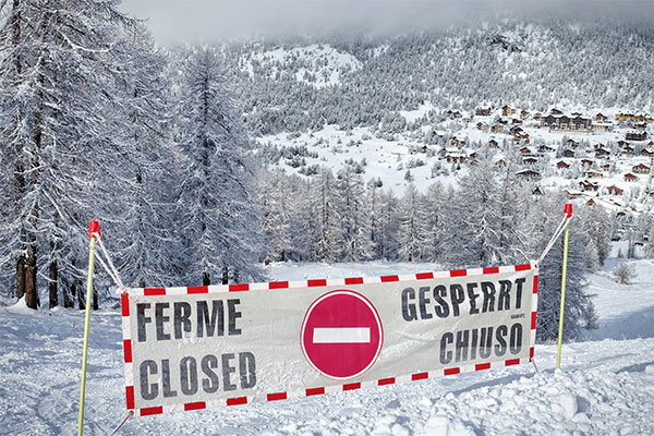 French ski resorts unlikely to open until January