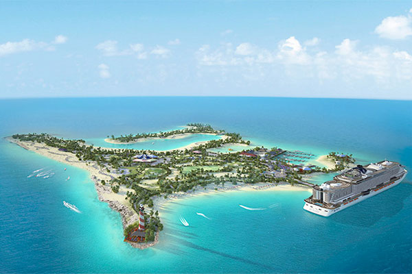 Updated: MSC Cruises moves private island opening to December