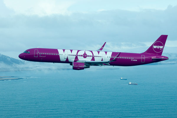 Icelandair Group agrees to buy budget rival Wow Air
