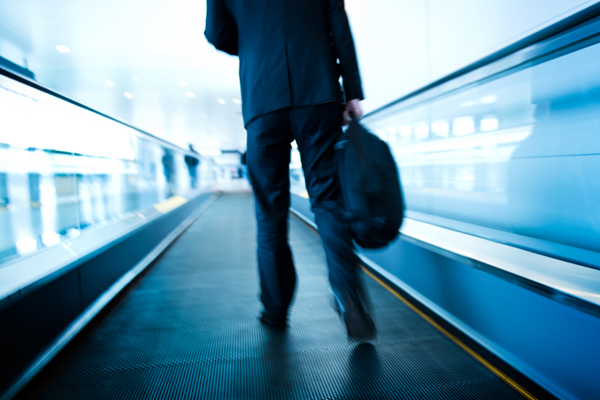 Business travellers 'struggle to stick to budgets'