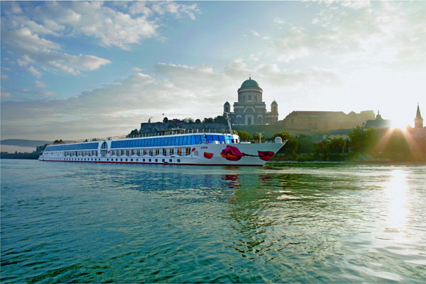 Win a fam trip on the Danube with Newmarket Holidays and A-ROSA