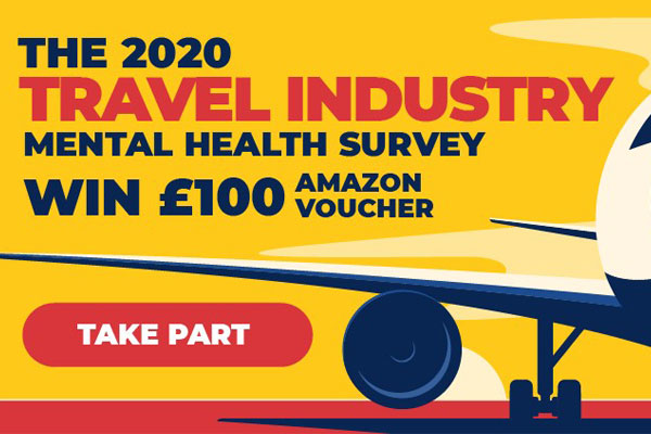 Complete this mental health survey and you could win a £100 Amazon voucher