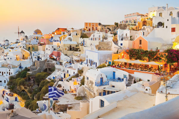 Two British holidaymakers die in Santorini buggy crash