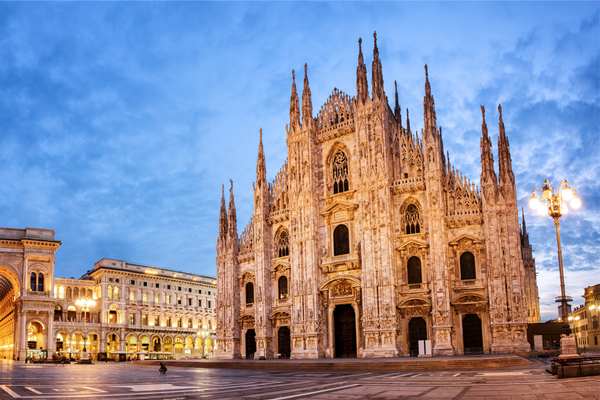 Milan Bergamo added to BA's Gatwick network