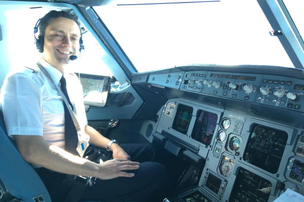 Cabin crew redeployment specialist builds cross-sector partnerships