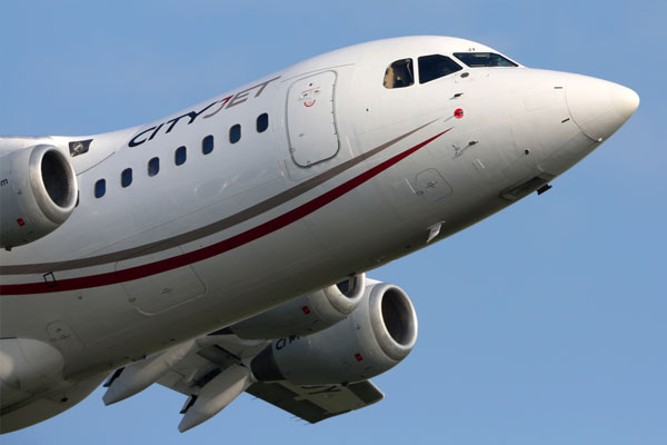 CityJet to recruit ten extra trainee pilots